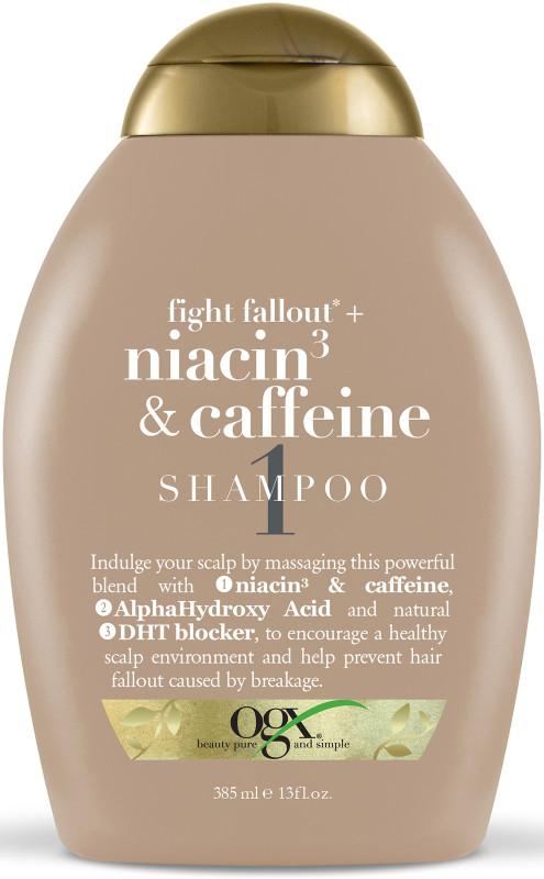 fight fallout niacin & caffeine shampoo | ulta beauty