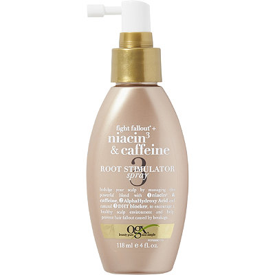 OGX Anti-Hair Fallout Niacin3 & Caffeine Root Stimulator Spray
