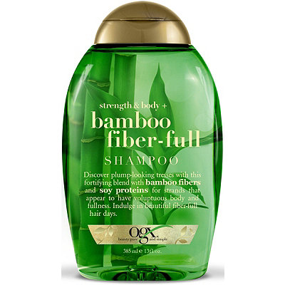 OGX Strength %2B Body Bamboo Fiber-Full Shampoo