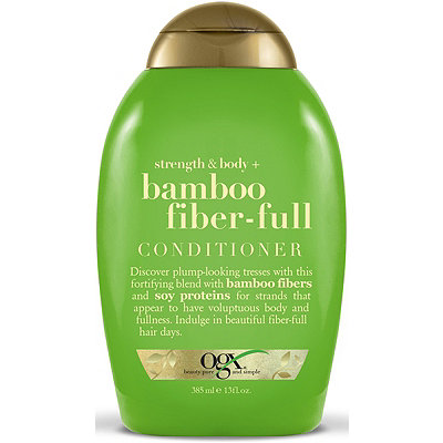 OGXStrength %2B Body Bamboo Fiber-Full Conditioner