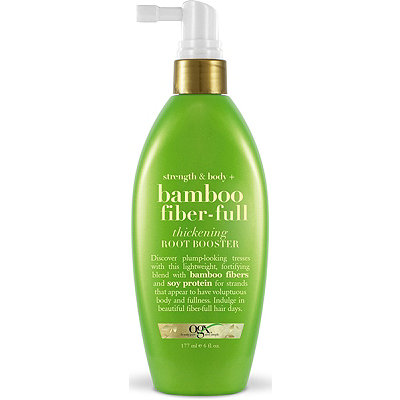 OGX Strength %2B Body Bamboo Fiber-Full Thickening Root Booster