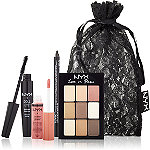 Nyx CosmeticsOnline Only FREE 4-pc NYX Cosmetics Sampler with any $35 NYX Cosmetics purchase