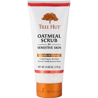 Tree HutOnline Only Vanilla %26 Honey Oatmeal Scrub