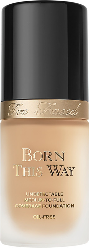 Born This Way Undetectable Medium To Full Coverage Foundation by Too Faced
