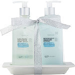 ULTALuxe Soap and Lotion Caddy Dish Giftset