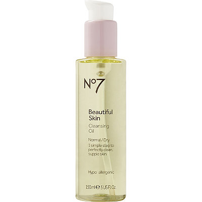 No7 Beautiful Skin Cleansing Oil