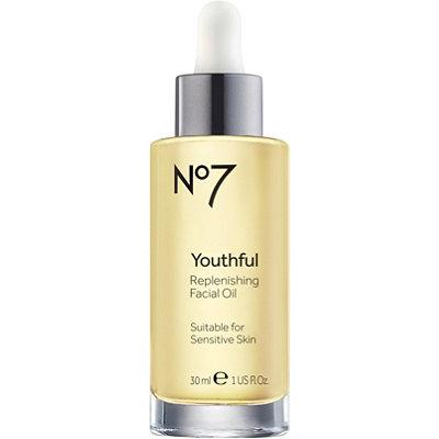 Youthful Replenishing Facial Oil