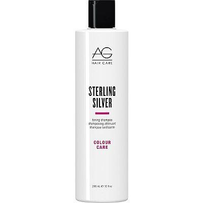 AG HairColour Care Sterling Silver Toning Shampoo