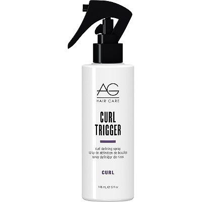 Curl Curl Trigger Curl Defining Spray