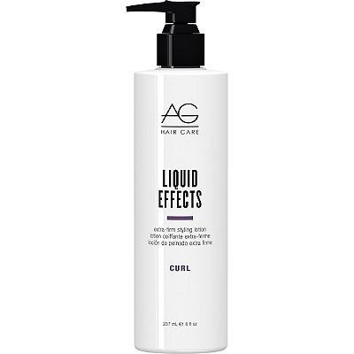 Curl Liquid Effects Extra-Firm Styling Lotion