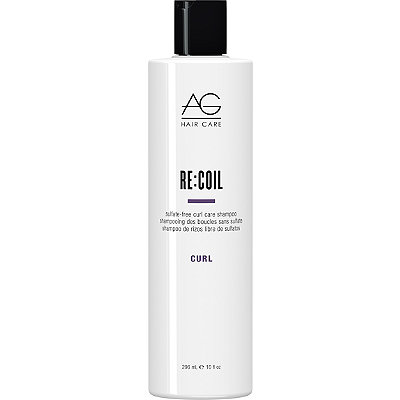 AG Hair Curl Re:Coil Sulfate-Free Curl Care Shampoo