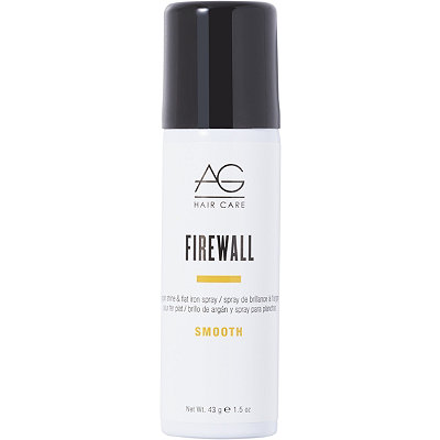 Travel Size Smooth Firewall Argan Shine & Flat Iron Spray