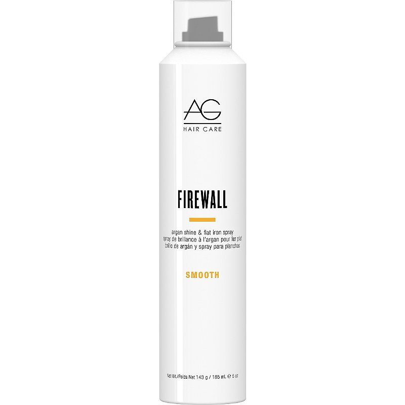 Ag Hair Smooth Firewall Argan Shine Flat Iron Spray Ulta Beauty