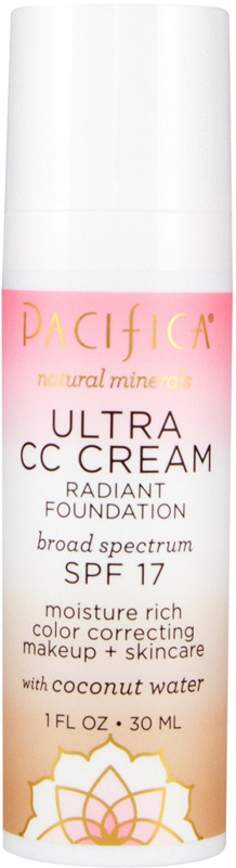 Ultra CC Cream Radiant Foundation by pacifica #15