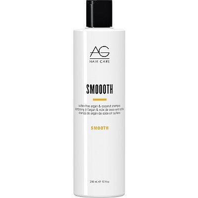 Smooth Smoooth Sulfate-Free Argan & Coconut Shampoo