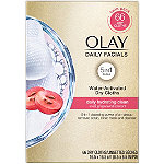 Olay Daily Facials 5 in 1 Water-Activated Dry Cloths