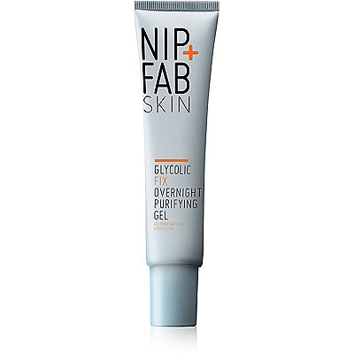 Nip + FabGlycolic Fix Overnight Purifying Gel