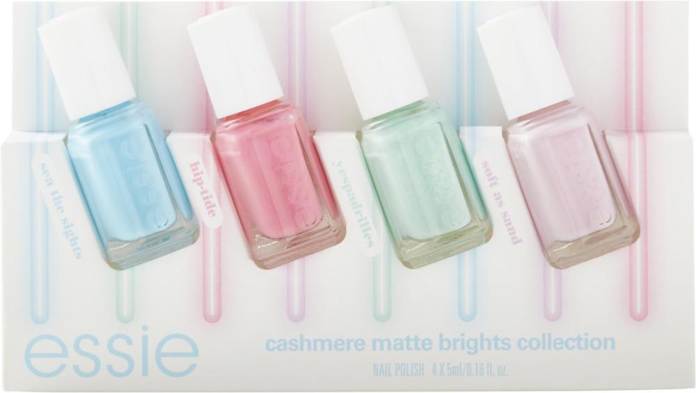 Essie Mini Nail Polish Set | Best Nail Designs 2018