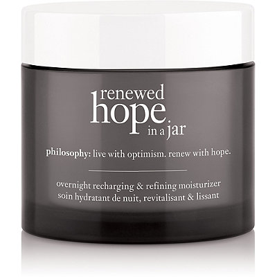 Philosophy Renewed Hope In A Jar Overnight