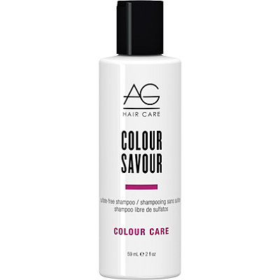 AG HairTravel Size Colour Care Colour Savour Sulfate-Free Shampoo