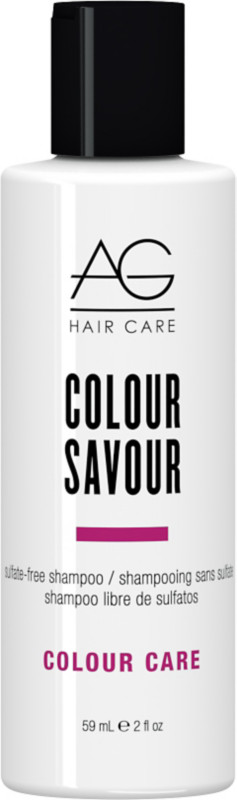 Travel Size Colour Care Colour Savour Sulfate Free Shampoo by Ag Hair