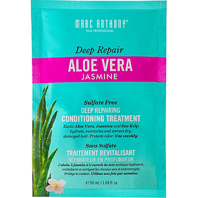 Marc Anthony Deep Repair Aloe Vera %26 Jasmine Oil Deep Conditioning Packet