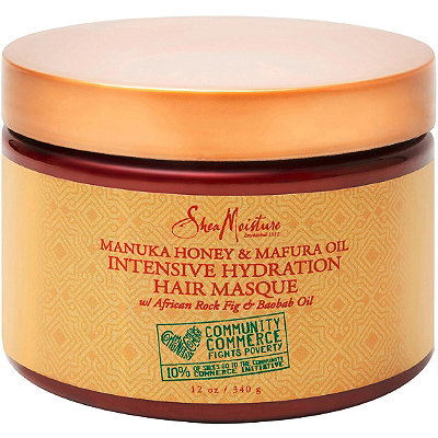 Manuka Honey & Mafura Oil Intensive Hydration Hair Masque