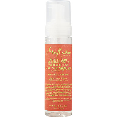 SheaMoisture Fruit Fusion Hair Mousse
