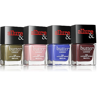 Butter London Arm Candy 4 Pc Collection