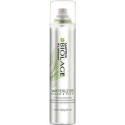 Matrix Biolage Waterless Clean %26 Recharge Dry Shampoo