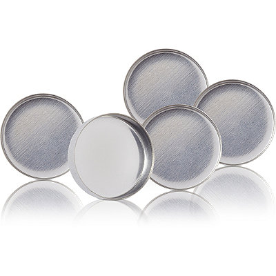 Z Palette Online Only Mini Round Metal Pans