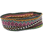 Capelli New YorkPink Shapes Print Head Wrap
