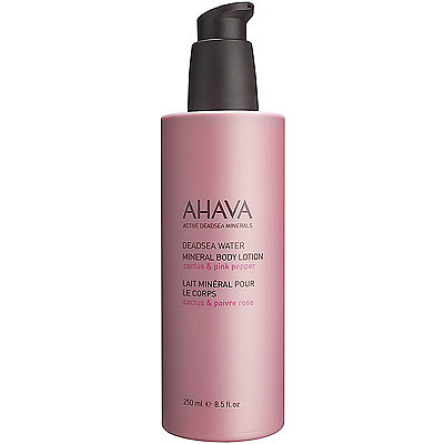 Ahava Dead Sea Water Mineral Body Lotion Cactus & Pink Pepper