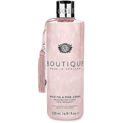 Grace ColeWild Fig %26 Pink Cedar Bath Soak