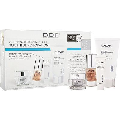 DdfYouthful Restoration Anti-Aging Skin Care Kit