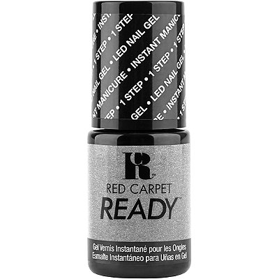 Red Carpet Manicure Silver %26 Gold Instant Manicure Gel Polish Collection