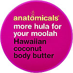 AnatomicalsMore Hula For Your Moolah Hawaiian Coconut Body Butter
