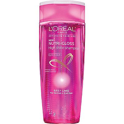 L'OréalNutri-Gloss High Shine Shampoo