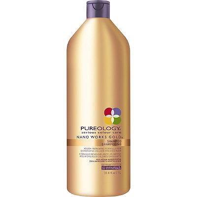PureologyNano Works Gold Shampoo