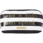 Tartan + TwineCamden Cheer Striped Medium Clutch