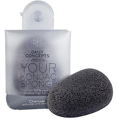Your Konjac Sponge Charcoal