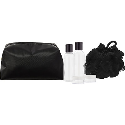 Tartan + Twine Basics Black Makeup Box