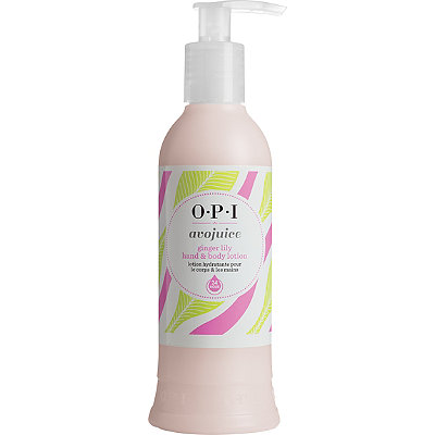 OPI Avojuice Skin Quenchers Hand %26 Body Lotion
