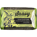 SaavyTea And Lime Bar Soap