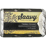 SaavyOatmeal Almond Bar Soap