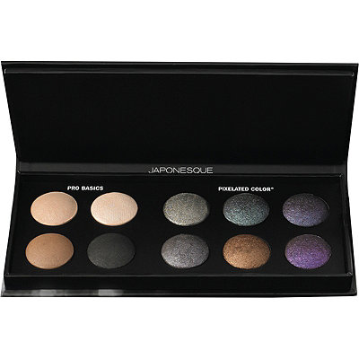 Japonesque Color Pixelated Color Eyeshadow Palette