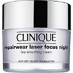 Clinique Repairwear Laser Focus Night Line Smoothing Cream Very Dry to Dry Combination