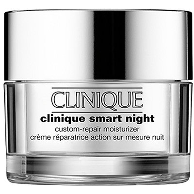 Clinique Smart Night Custom-Repair Moisturizer For Combination Oily Skin