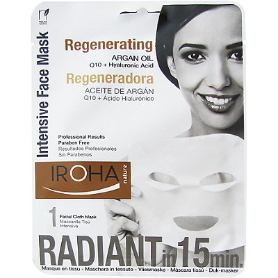 IROHA Intensive Face Mask Regenerating Argan Oil