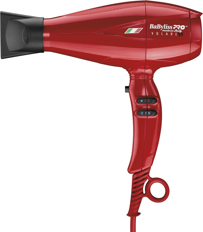 BABYLISSPRO | Volare V1 Dryer with Ferrari Designed Engine
